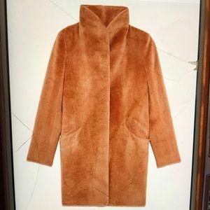 Wilfred Cocoon Alpaca Coat